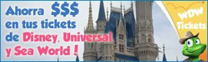 Parques Disney - Compra Tus Tickets